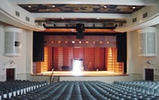 MEMORIAL AUDITORIUM EDINBORO UNIVERSITY