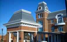 ERICKSON ALUMNI CENTER WEST VIRGINIA UNIVERSITY