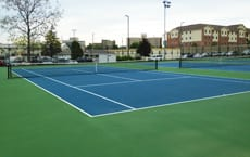 EVANSDALE RECREATION FIELDS & TENNIS COURTS WEST VIRGINIA UNIVERSITY