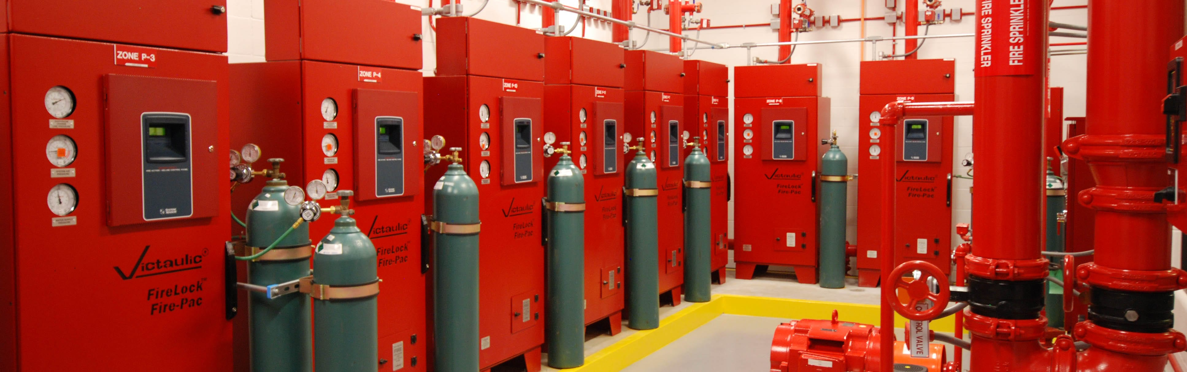 FIRE PROTECTION & LIFE SAFETY