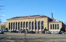 Erie Post Office